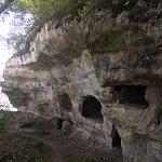 Tepe Kermen Cave City张图片