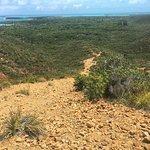 Pic N'Ga hill path