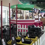 Stroller and wheelchair rentals available at the Information Booth!