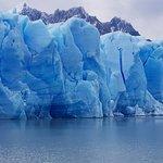 ภาพถ่ายของ Glacier Grey