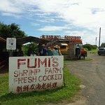 Foto de Fumi's Kahuku Shrimp Truck
