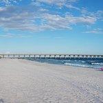 Pensacola Beach Gulf Pier照片