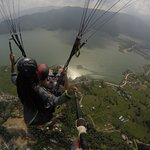 Photo of Flying Buddha Paragliding