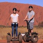 Experience Uluru like a Rock Star... on Segway!