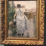 Painting from Morisot