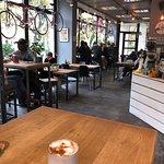 Bild från Steel Vintage Bikes Café & Kitchen