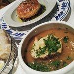 La Soupe A L'oignon and Escargot Bourguignonne