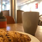 Dromedar kaffebar Foto