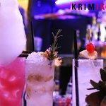 Krimikal cocktail bar