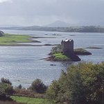 Foto di Castle Stalker View Cafe