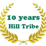 10 years hill tribe