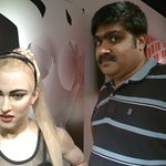 at Madame Tussads Hong Kong