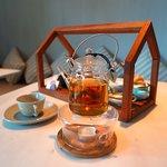 ชา สมุนไพร เพื่อสุขภาพ หอมสดชื่นมากๆครับ