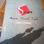 Photo of soos asian street food