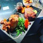 sunday roast sharing board