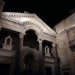 ภาพถ่ายของ The Peristyle of Diocletian's Palace