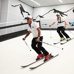 One session is an hour long broken into 10mins on slope and 10mins off slope in 3 blocks.