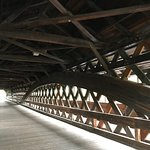 Foto de Haverhill-Bath Covered Bridge