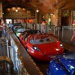 Foto de Radiator Springs Racers