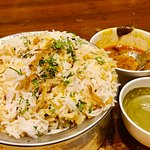 Chicken Briyani- Just out of the world