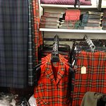 Highland House of Fraser - Kilt & Co in esposizione
