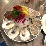 Five Point oysters.