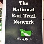 Rail-Trail bike trails are the best!