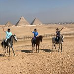 Foto de Cairo Horse Riding School