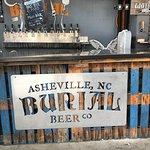 Burial Beer Co Foto
