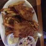 Fish and chips (fries)