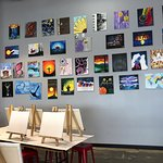 We have a variety of paintings!
