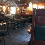 The food was special & fresh. Atmosphere was great. Staff was friendly & helpful. They have glut