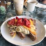 Plums Cafeの写真