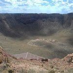Photo of Meteor Crater