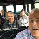 Traveling and having fun in the van