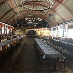 The famous beer hall