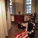 Bilde fra Betsy Ross House