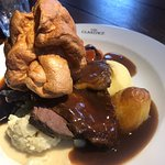 Excellent value for money 3 course Sunday lunch