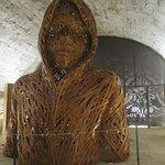 Art work underground