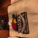 Bilde fra Kimo's Restaurant