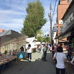 ภาพถ่ายของ Hida-Takayama Miyagawa Morning Market