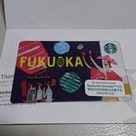福岡限定のスタバカード