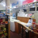 Post and convenience shop