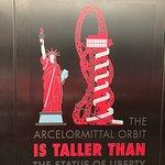 Φωτογραφία: ArcelorMittal Orbit