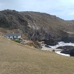 Kynance Cove with Cafe