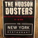 New York Restaurant Picture