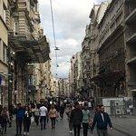 صورة فوتوغرافية لـ Istiklal Street