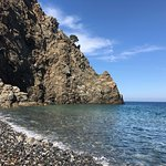 Photo de Spiaggia Di Punta Polveraia