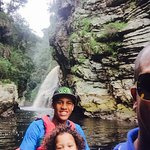 for the adventure hungry with kids , don't miss out on a paddle with great waterfalls .a must
