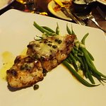 Corvina - cooked to perfection